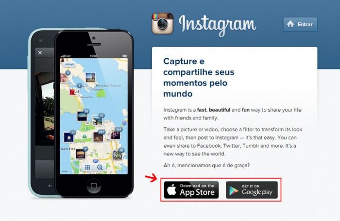 Como Fazer Instagram