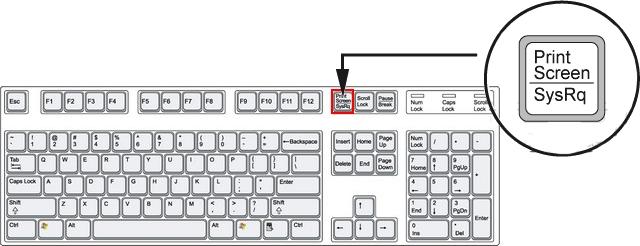 Como Fazer para Tirar Print Screen e Salvar