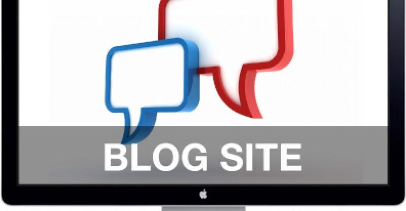 blog ou site