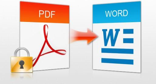 Como Editar PDF no Word 2013