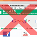 Como remover Hao123