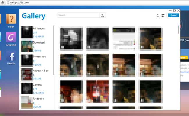 Gerenciar Arquivos do Celular no PC