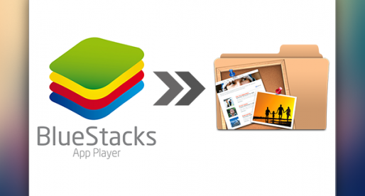 Como Transferir Arquivos do BlueStacks para o PC