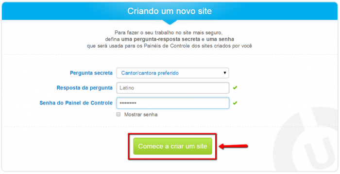 Cómo hacer un sitio web uCoz 5