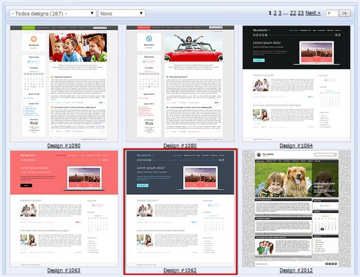 Cómo hacer un sitio web uCoz 7