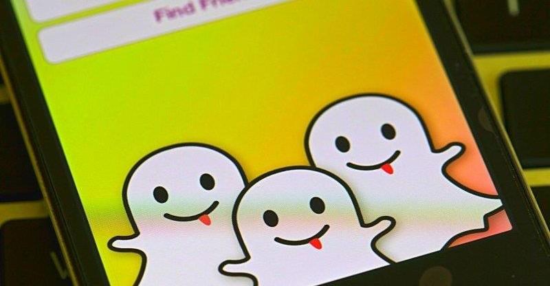 Como Adicionar Pessoas no SnapChat