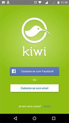 Kiwi Aplicativo de Perguntas