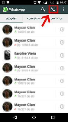 Como Fazer Ligações Pelo WhatsApp