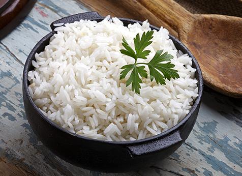 como fazer arroz