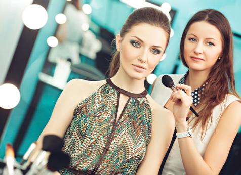 como fazer uma maquiagem profissional