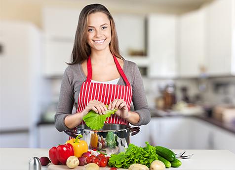 Alimentos Para um Cabelo Saudável