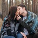 beijar de língua
