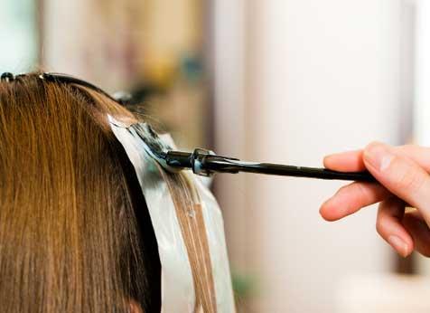 cuidar dos cabelos quimicamente tratados
