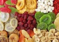 Desidratar Frutas