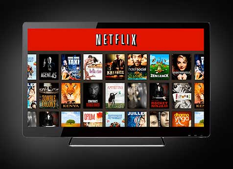 how to watch netflix on non smart tv
