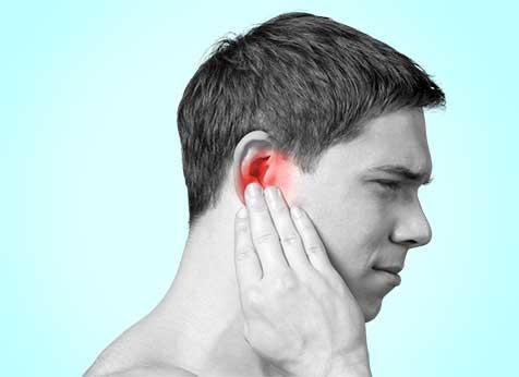 água do ouvido