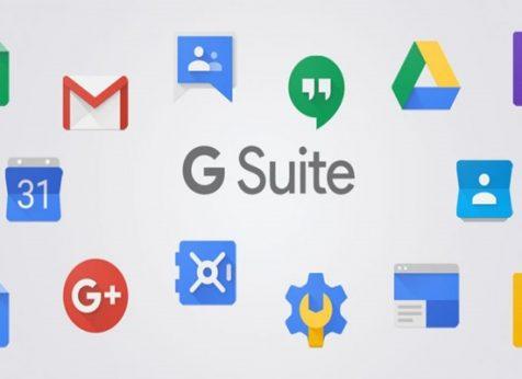 benefícios do G suite