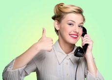 Falar Corretamente ao Telefone