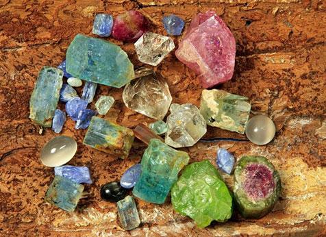 identificar pedra preciosas