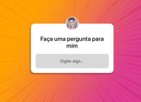 Perguntas para o Stories do Instagram