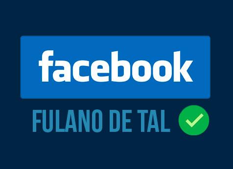 Mudar o Nome no Facebook